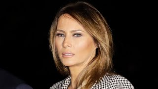 First Lady Melania Trump Hospitalized for Kidney Surgery