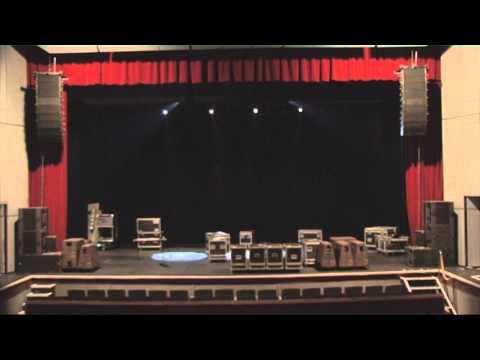 Profession Spectacle : Régisseur lumière (Reportage - BTS Audiovisuel) - Adams 2012