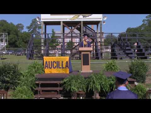 2020 Aucilla Christian Academy Graduation