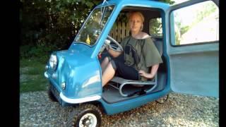 видео: Самый маленький автомобиль мира