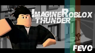 Imagine Dragons - Thunder (Roblox music video)