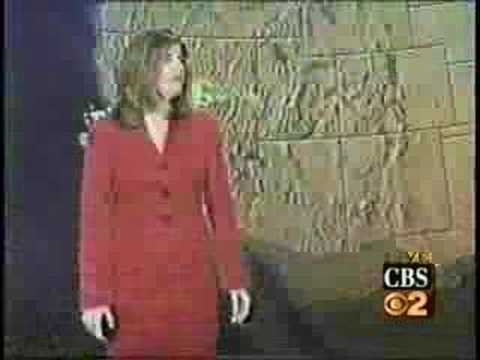 KCBS-TV Los Angeles - CBS 2 News at 6PM (5-23-00)