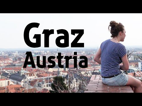 Graz Austria Travel Guide - How to hang out in Graz!