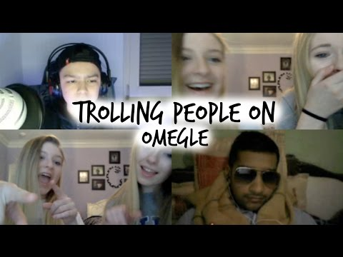 TROLLING PEOPLE ON OMEGLE WITH ADDY MILLER  Caroline Dare
