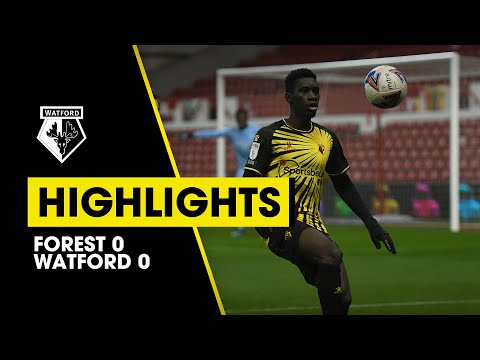 Nottingham Forest Watford Goals And Highlights