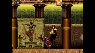 Castlevania Portrait of Ruin Easy Boss Fight Number 4