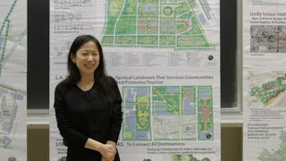 """""""Urban Space Transformation"""" by Samantha Hung, UCLA Extension Landscape Architecture Thesis"""