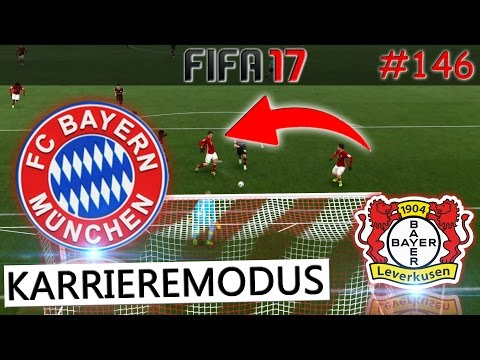 FC Bayern München vs Bayer Leverkusen (Fifa 17 Karrieremodus #146) -Deutsch-
