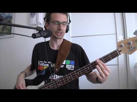 Download Youtube: Come Suonare ZOMBIE dei Cranberries al Basso Elettrico