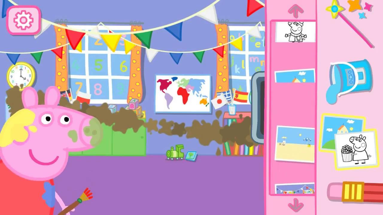 Peppa Pig #1 GAMES ON прохождение игры на Android мод …
