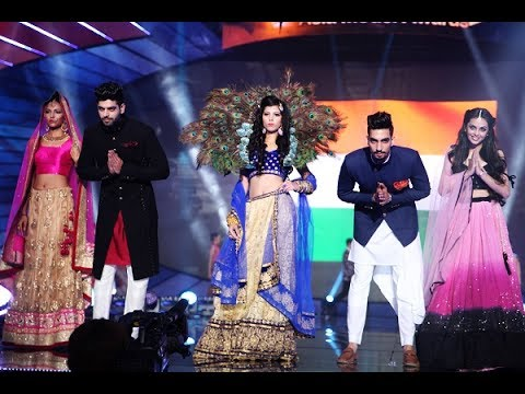 2017 Face of Asia Traditional Fashion Show - INDIA -