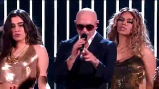 Pitbull Feat Fifth Harmony Por Favor Live Dancing With The Stars 20 11 2017.mp3
