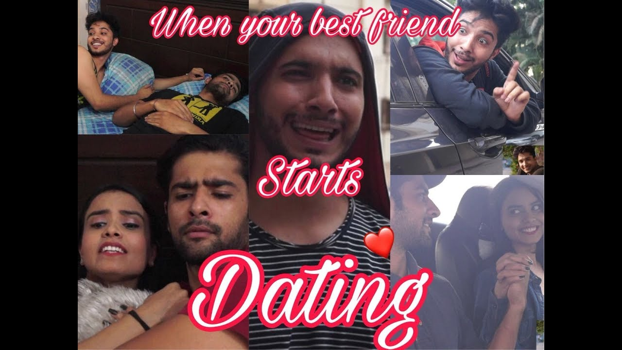 What to do when your best friend starts dating