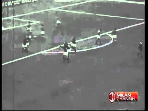 Milan Napoli 2-1, serie A 1967-68
