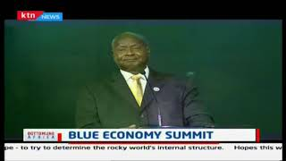 First ever sustainable Blue Economy Summit begins, over 4000 delegates in attendance