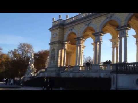 Things to do in Schonbrunn Palace, Vienna Austria.