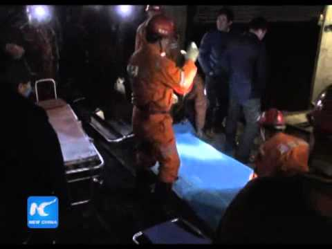 12 killed in mining accident in NE China