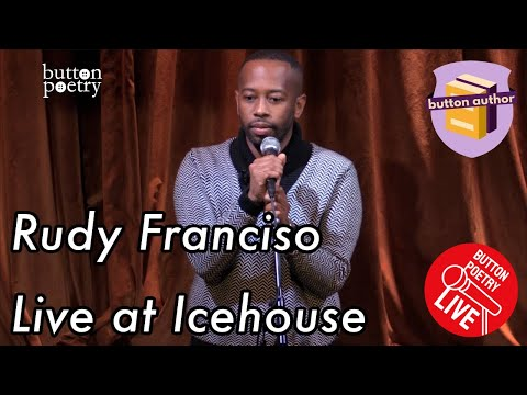 Rudy Francisco - Live at Icehouse