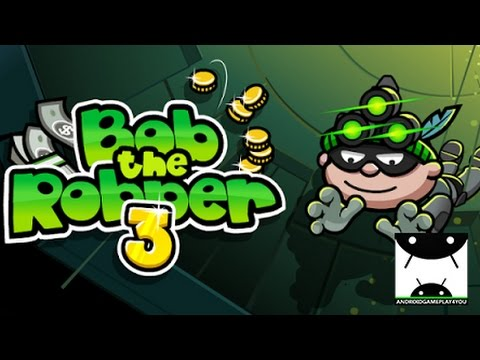 Bob The Robber 3 Android GamePlay Trailer [60FPS] (By Kizi Games)
