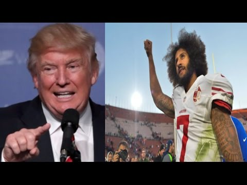 Colin Kaepernick RESPONDS to Donald Trump's Backlash By Donating $50K To Meals On Wheels!