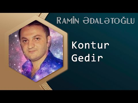 Ramin Edaletoglu - Kontur Gedir Aranjiman Uzeyir Production Yeni 2014