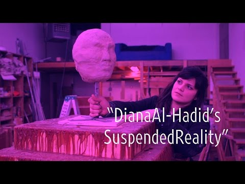 Diana Al-Hadid's Suspended Reality | Art21