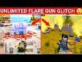 - pubg new glitch unlimited flare gun   pubg mobile glitch in livik map   how to get unlimited flare