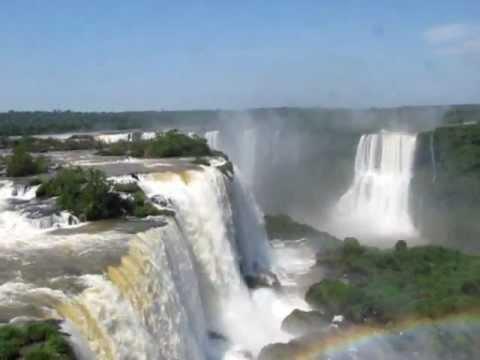 Foz do Iguazu Waterfalls/Wassefall/Cascadele Iguazu (4 Oct 2012)
