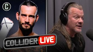 Chris Jericho on if CM Punk Would Join AEW
