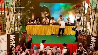 Video Promosi Filem TOMBIRUO - Zul Ariffin, Farid Kamil, Nabila Huda @ Ipoh Parade download MP3, 3GP, MP4, WEBM, AVI, FLV Januari 2018