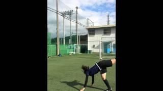 第24回全日本大学女子サッカー選手権大会 大阪体育大学 スゴ技動画