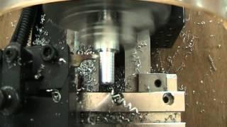 Mini CNC Lathe threading