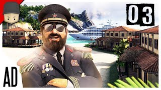 Tropico 6 - Ep.03 : ELECTION DAY! (Tropico 6 Full Version Gameplay)