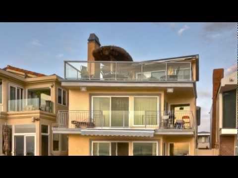 Huntington Beach Real Estate - 4507 Seashore, Newport Beach, California