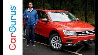 2018 Volkswagen Tiguan | CarGurus Test Drive Review
