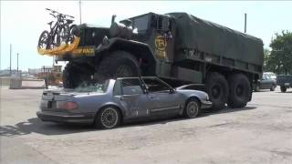 Tuf Rack Car Crush