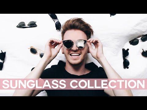 My Sunglass Collection 2016 | Imdrewscott