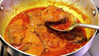 सरस वल मसलदर मछल ऐस बनयग त सब तरफ करग  Katla Fish Curry  Fish Curry Recipe