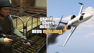 GTA 5 - Best Missions (TOP 5)