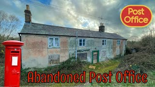 We Explore An Abandoned Derpy Post Office (Abandoned UK)