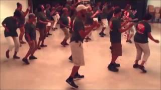 MONKEY FEET LINE DANCE 10.28.14