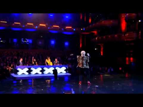 Britains Got Talent 2014 Simon cowell KISS Amanda holden ASS thumbnail