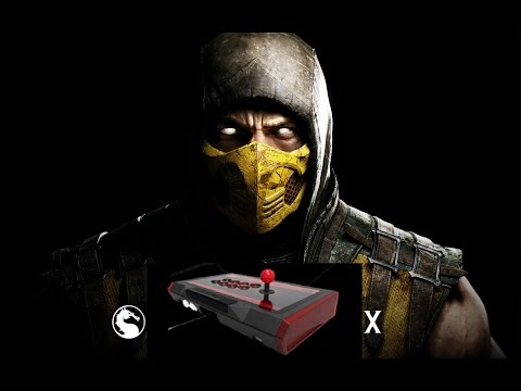 Best Fight Stick For Mortal Kombat X For Xbox One & PC