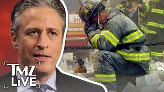 Jon Stewart Scolds Congress Over 9/11 | TMZ Live