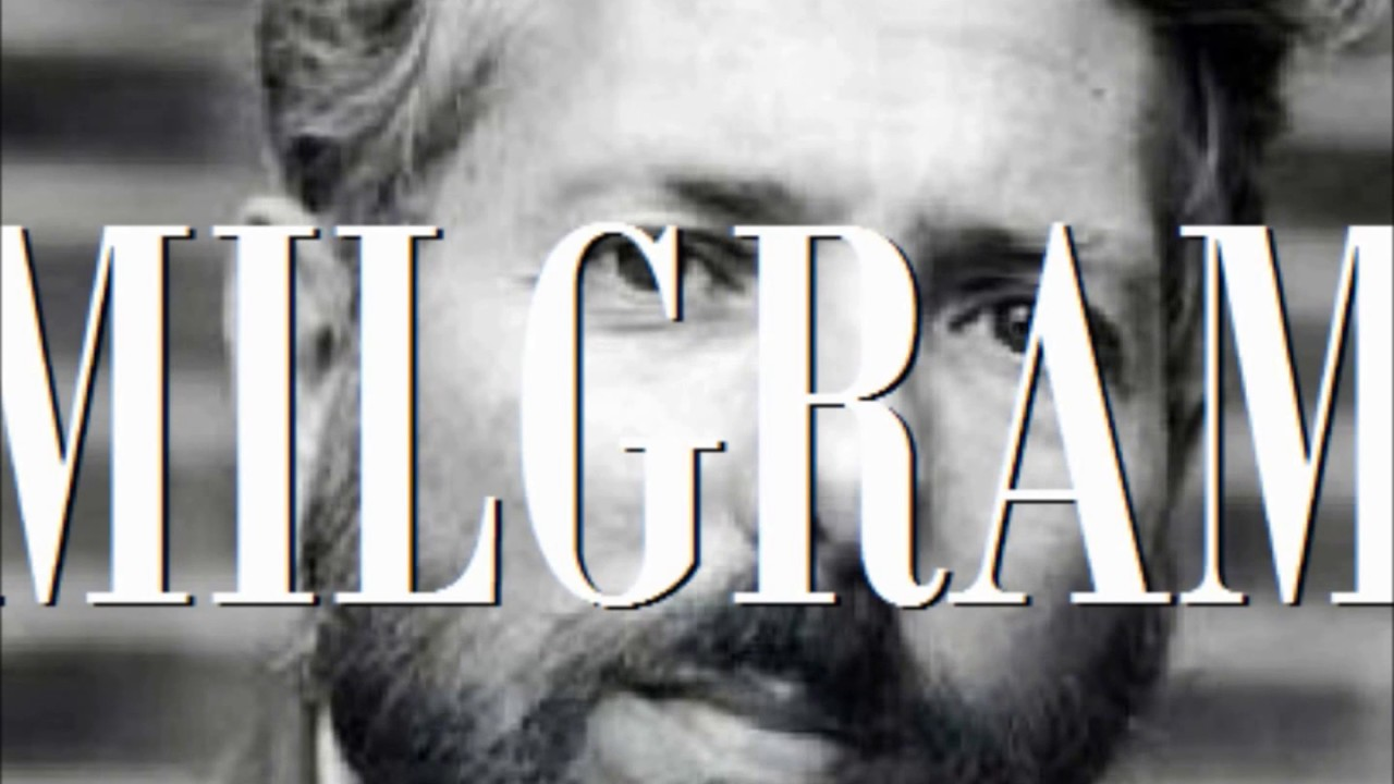 milgrams research on obedience Rethinking one of psychology's most infamous experiments arguing that milgram's lessons on human obedience with milgram's research that we have to start.