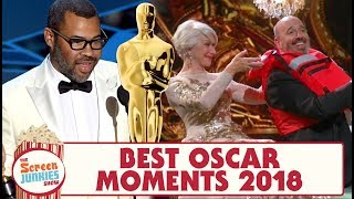 Oscars 2018 Review: Academy Award Awards
