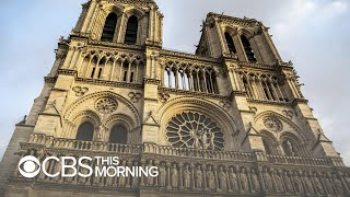 "Notre Dame Cathedral ""interwoven"" with fabric of French history, expert says"