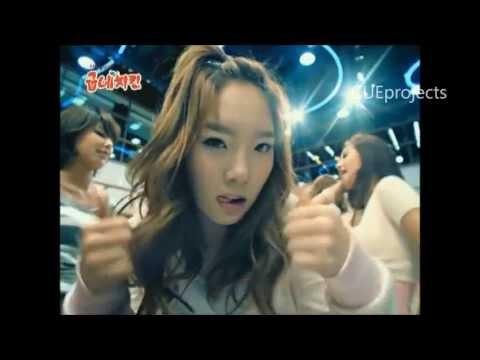 [Compilation] When Taeyeon dances... (part...