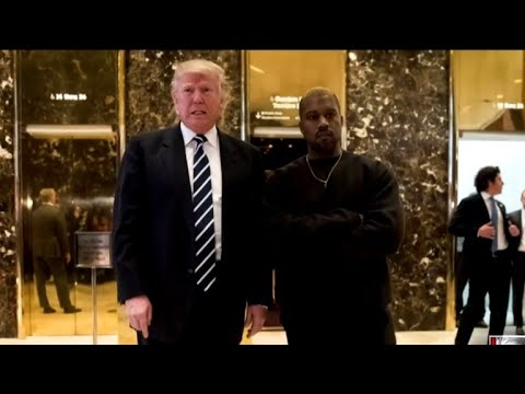 Kanye West to visit Trump at White House this week