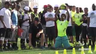 WR K.J. Hill - North Little Rock (AR) - 2014 Nike The Opening
